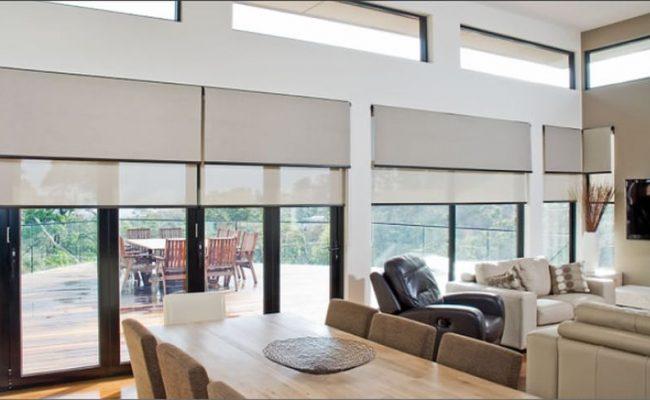Рулонные шторы украсят любой интерьер