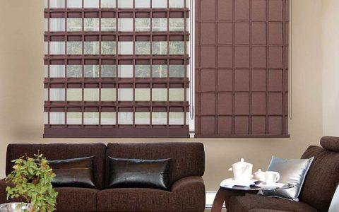 Blinds and More have a great selection of ribbon blinds available in many colours and styles.