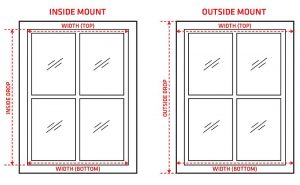 How To Measure Your Window to Fit in Blinds